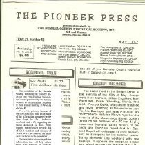 Image of Award - Pioneer Press