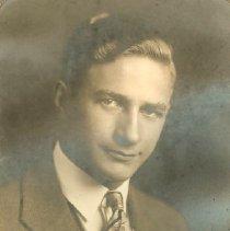 Image of Paul Schmucker, taken Klvord o