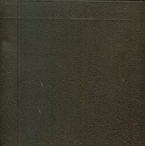 Image of Notebook - Women's Club History !897 - 1933`