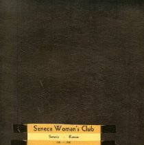 Image of Seneca Women's Club, 1985 - 86