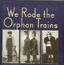 Image of Book - We Rode The Orphan Trains