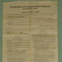 Image of Examination