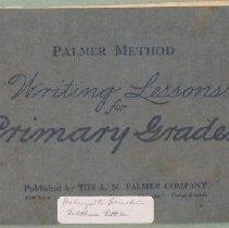 Image of Palmer Method Writing Book