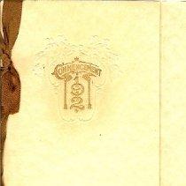 Image of 1912 SHS Commencement Program