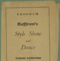 Image of Heffron's Style Show