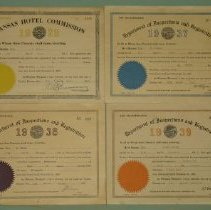 Image of Hotel Certificates