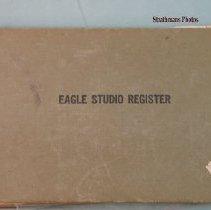 Image of Book - Eagle Studio Register Register of Strathman Studio Photography