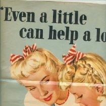 Image of War Bonds Poster - Levick