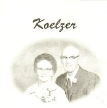 Image of Booklet - Koelzer Family History