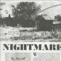 Image of Nightmare House, Seneca, Ks