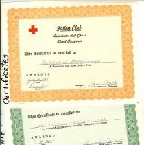 Image of Millie's Gall Club Red Cross C