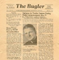 Image of The Bugler, Baileyville newspa