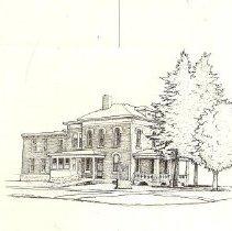 Image of Jail sketch