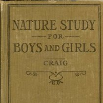 Image of Book - Nature Study for Boys and Girls