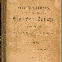 Image of Engleschen Sprache