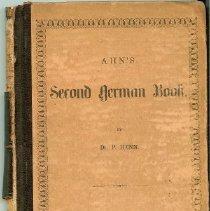 Image of Second German Reader
