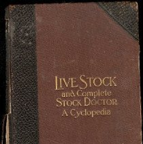 Image of Book - Live Stock and Complete Live Stock Doctor