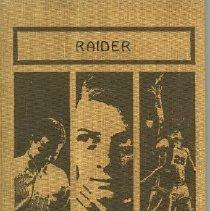 Image of Yearbook - Raider, 1971