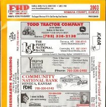 Image of Farm & Home Directory 2003