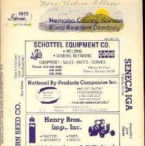 Image of rural directory 1977