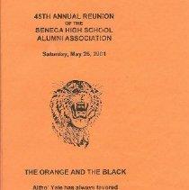Image of SHS Alumni Reunion (2001)