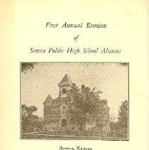 Image of SPHS Alumni Reunion programs