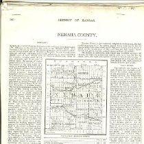 Image of History of Nemaha County