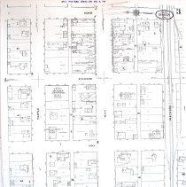 Image of 1911 Map West Main St. Seneca,