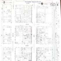 Image of 1924 Map East Main Seneca, Ks.