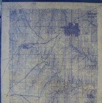 Image of Early Map of Hiawatha Kansas