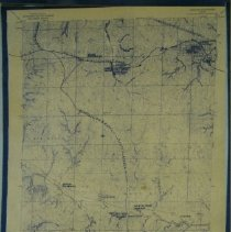 Image of Map - Early  Trails Maps - near Highland, ks