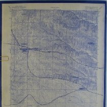 Image of Map - Early Trails near Summerfield