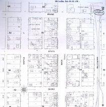 Image of 1889 Map East Main St.  Seneca