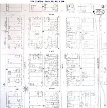 Image of 1896 Map East Main St.