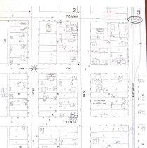 Image of 1898 Map west Main St. Seneca,