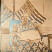 Image of Annie Redline, Largest Lady