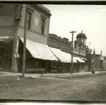 Image of Sabetha Main Street in 1913