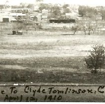 Image of Town of Corning, Ks. in 1910