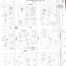 Image of Map - 1901  Map  West Main St.,  Seneca, Ks.