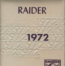 Image of Book - Raider 1972
