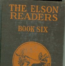 Image of The Elson Reader book six