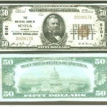 Image of Currency - Bank Note (copy)