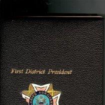 Image of VFW scrapbook