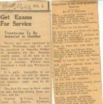 Image of McGehee, Seneca, 1940's news c