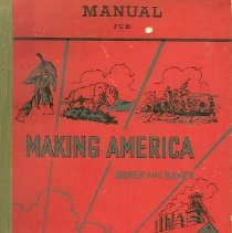 Image of Manual for Making America