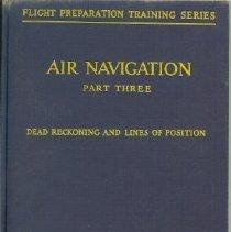 Image of Book - Air navigation , Part Three