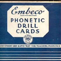 Image of Card, Flash - Phonetic Drill Cards