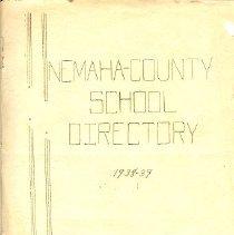 Image of Nemaha County School Directory