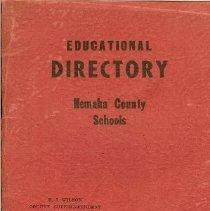 Image of Educational Directory Nemaha C