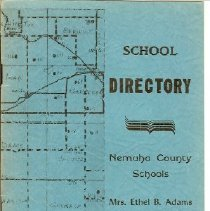 Image of School Directory Nemaha County